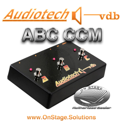 Audiotech ABC CCM Switcher