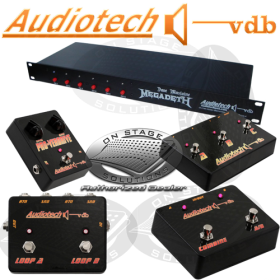 Audiotech Guitar Products
