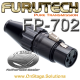 Furutech FP-702 XLR F Connector