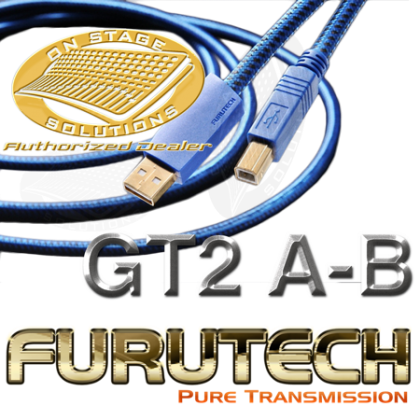Furutech GT-2-USB-B-0.6M High End USB 2.0 Cable (Type A-B)