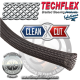 Techflex Flexo Clean Cut (CCP) Cable Sleeve