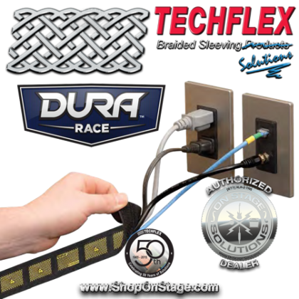 Techflex Dura Race (DRN) Cable Protection System