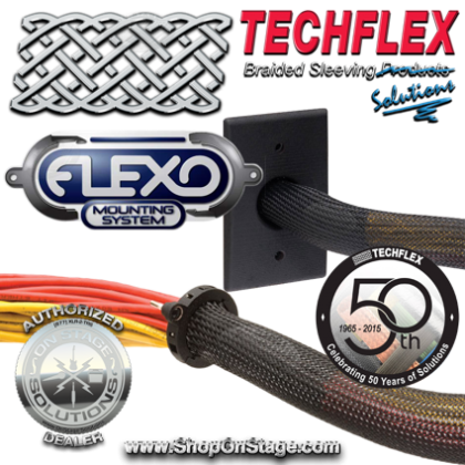 Techflex Flexo Mounting System (FMS)
