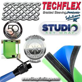 Techflex Studio Key Wrap (SKN) Keyable Vinyl Wrap