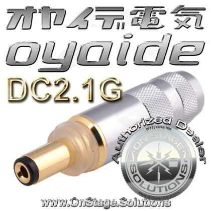 Oyaide NEO DC-2.1G