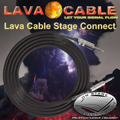 Lava Cable Stage Connect™ Instrument Cable [15']