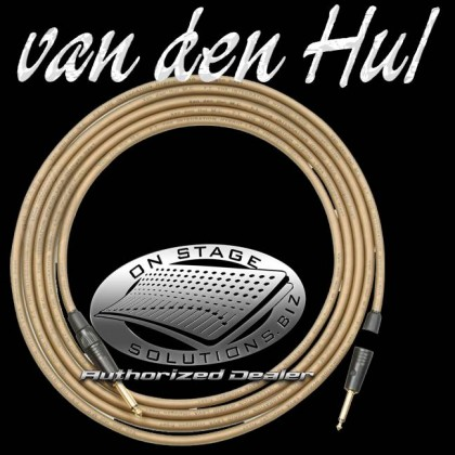 van den Hul Integration Hybrid Instrument Cable [10']