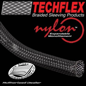 Techflex Nylon Monofilament Braided Sleeving