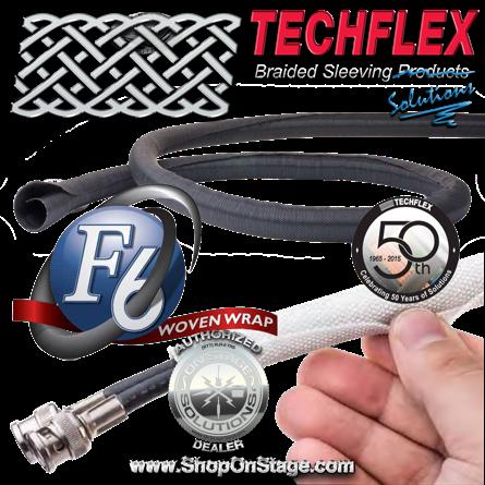 Techflex F6 Woven Wrap