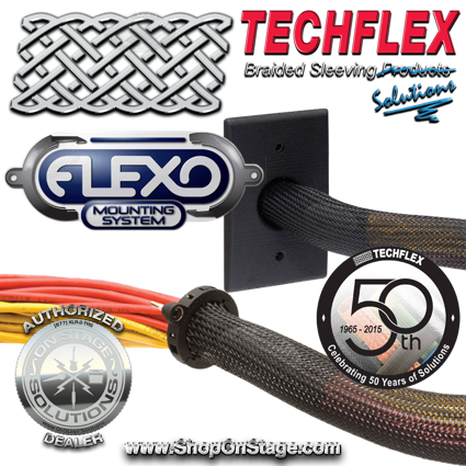 Techflex Flexo Mounting System