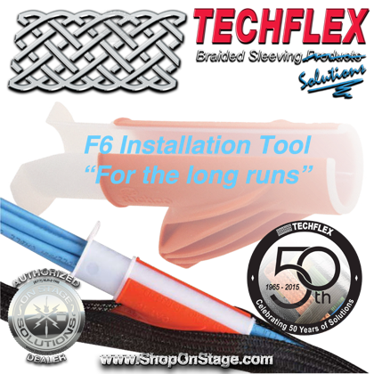 Techflex F6 Installation Tool