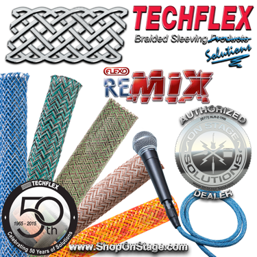 Techflex Flexo ReMix