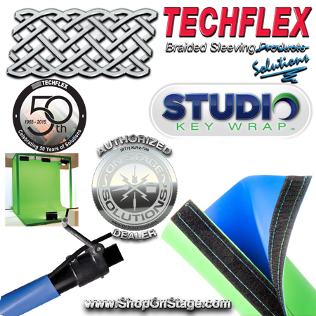 Techflex Studio Key Wrap SKN