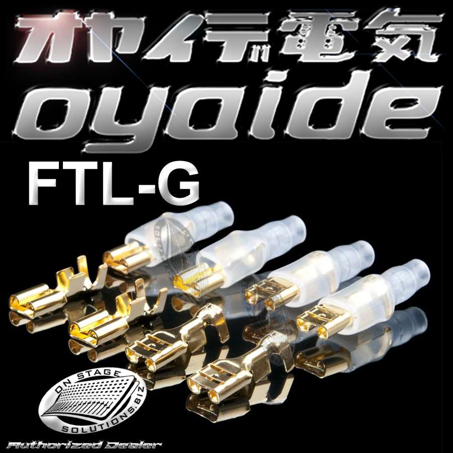 Oyaide Neo Ftl G Solder Less Terminal